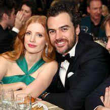 Jessica Chastain i njezin suprug Gian Luca Passi de Preposulo