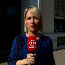 Sabina Tandara Knezović prati središnji odbor stranke (Foto: Dnevnik.hr)