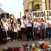 Masovni revolt građana tražeći pravdu za Davida (Video: Provjereono)