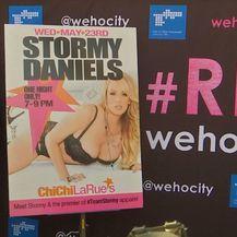 Priznanje za Stormy Daniels (Foto: Dnevnik.hr) - 1