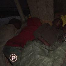 Noć s djecom ulice i u zatvoru gdje ljudi zbog gladi jedu zemlju (Foto: Dnevnik.hr) - 6