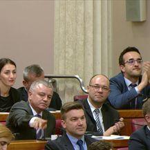 Sabor potvrdio Tolušića i Horvata (Video: Dnevnik Nove TV)