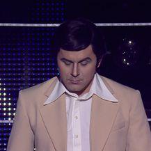 Amel Ćurić kao Krunoslav Kićo Slabinac - Tri Slatke Riječi (Video: TLZP)