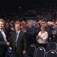 Opći sabor HDZ-a (Video: Dnevnik Nove TV)