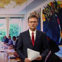 Održano Vijeće za nacionalnu sigurnost (Video: Vijesti u 17h)