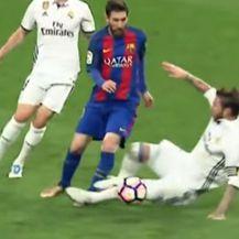 Ramos faulira Messija (Screenshot)