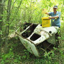 Čišćenje od olupina (Foto: Romeo Ibrišević)