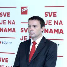 Arsen Bauk (Foto: Patrik Macek/PIXSELL)