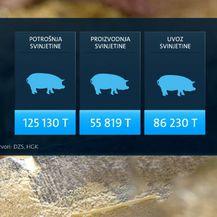Svinjsko meso (Dnevnik.hr)