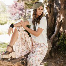 Mia Kovačić u novoj kampanji modnog brenda Replay - 8