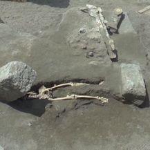 Pronađen novi kostur u Pompejima (Foto: Dnevnik.hr) - 1