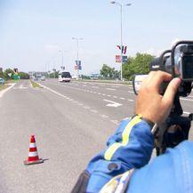 U patroli s prometnom policijom (Foto: Dnevnik.hr) - 1