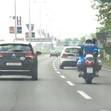 U patroli s prometnom policijom (Foto: Dnevnik.hr) - 2