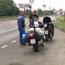 U patroli s prometnom policijom (Foto: Dnevnik.hr) - 3