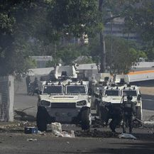 Venezuela tone u kaos (Foto: AFP)