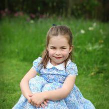 Princeza Charlotte slavi četvrti rođendan - 1
