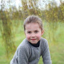 Princeza Charlotte slavi četvrti rođendan - 2