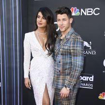 Priyanka Chopra i Nick Jonas (Foto: AFP)