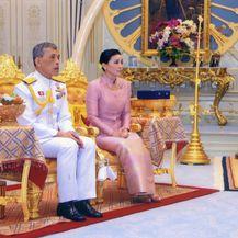 Vjenčanje tajlandskog kralja (Foto: AFP) - 2