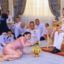 Vjenčanje tajlandskog kralja (Foto: AFP) - 4