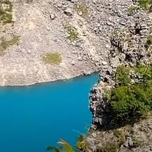 Modro jezero (Foto: Dnevnik.hr)