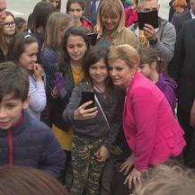 Predsjednica Kolinda Grabar-Kitarović (Foto: IN Magazin) - 2
