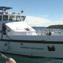 Predsjednica Kolinda Grabar-Kitarović provela je rođendan putujući kvarnerskim otocima (Video: IN Magazin)