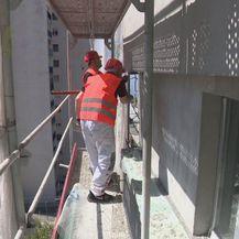 Obnova fasada (Foto: Dnevnik.hr)