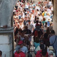 Gužve u Dubrovniku (Foto: Dnevnik.hr)
