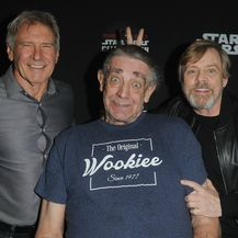 Harrison Ford, Peter Mayhew, Mark Hamill (Foto: Getty Images)