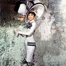 Audrey Hepburn u filmu My Fair Lady