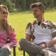 Sonja Kovač i Gordan Vogleš (Foto: Dnevnik.hr)