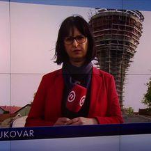 Marina Bešić Đukarić o obilježavanju Dana Grada Vukovara (Video: Vijesti u 17h)
