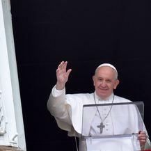 Papa Franjo (Foto: AFP)