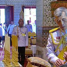 Tajlandski kralj Maha Vajiralongkorn (Foto: AFP) - 1