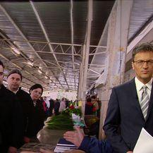 SDP-ov Tonino Picula u posjetu Koprivnici (Video: Vijesti u 17h)