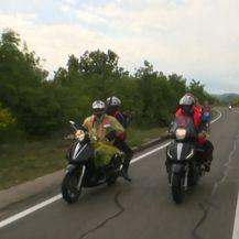 Robert Radojković istrčao 56,1 kilometar (VIDEO: Dnevnik.hr)