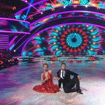 Ples sa zvijedama: Damir Kedžo i Helena Janjušević (Foto: Dnevnik.hr) - 2