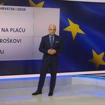 Zid o EU izborima (Foto: Dnevnik.hr) - 2