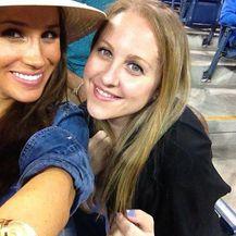 Meghan Markle i Lindsay Roth (Foto: Instagram)