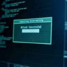 Kibernetički napad, ilustracija