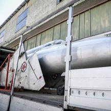 MiG 21 pilota Rudolfa Perešina stigao u Hrvatsku (Foto:Josip Regovic/PIXSELL) - 2