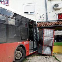 Prometna nesreća u Beogradu (Foto: Telegraf) - 1