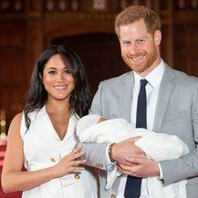 Meghan Markle i princ Harry pokazali su sina