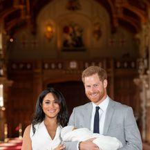 Meghan Markle i princ Harry pokazali su sina - 2