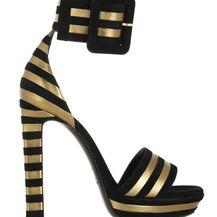 Sandale s visokom potpeticom iz trgovina 2019. - 4