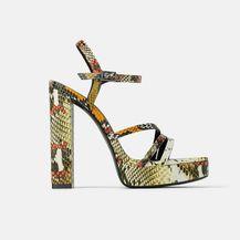 Sandale s visokom potpeticom iz trgovina 2019. - 5