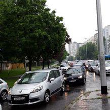 Gužva u Zagrebu (Foto: Dnevnik.hr) - 1