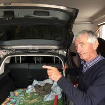 Muškarac iz Slovenije opisao kako su ga oteli migranti (Foto: 24ur) - 3