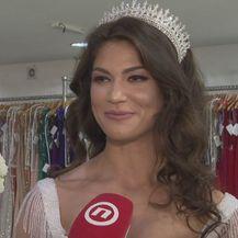 Tea Slavica, prva pratilja Miss Universe Hrvatske 2019. godine (Foto: Dnevnik.hr) - 1